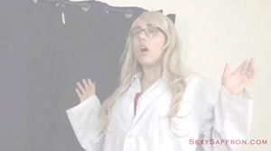 From scientist to bimbo slut! FREE VIDEO! ;)
