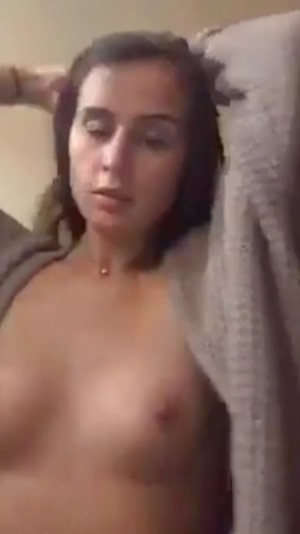 Casual Tits Out