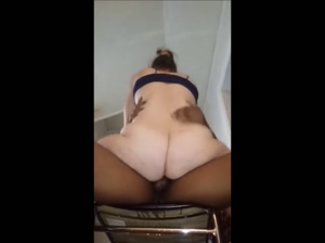 cheating wife rides like a pro and squirts