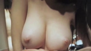 Too Luscious Babe and Her Flawless Boobs