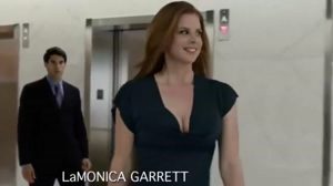 Sarah Rafferty in Suits
