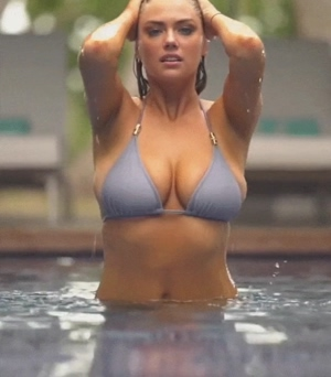 I want to fuck Kate Upton's big wet tits