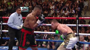 Boxing's biggest star, Canelo, dodging punches like a super human