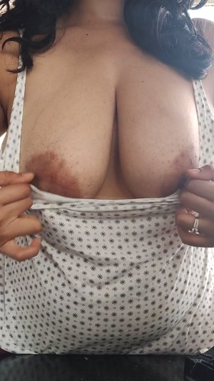 Squeeze these tits?