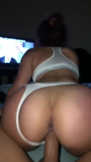 Homemade Porn - Hot Big Ass Babe in Cowgirl Sex