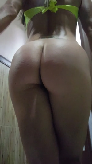 Everyone's biggest wish ... hit that ass