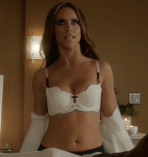 A Massage appointment turned dirty with Jennifer Love Hewitt as the masseuse would be so fucking hot !