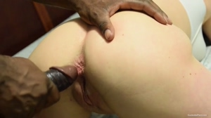 Amateur Interracial Anal For White Wife