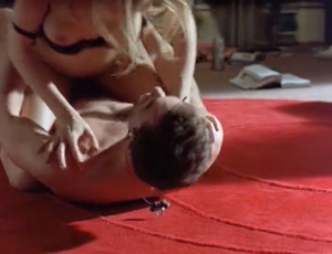 Heather Graham brief pussy in Killing Me Softly