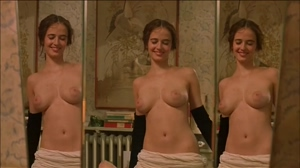Eva Green facesitting in the movie The Dreamers