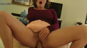 hot mom blackmails son into sleeping with her