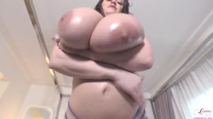 Leanne Big Oily Tits
