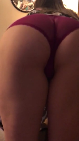 Plump and firm ass =p