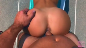 Homemade Porn - Hot Big Ass Babe in Outdoor Doggystyle