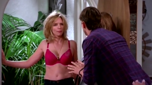 Courtney Thorne-Smith in According to Jim