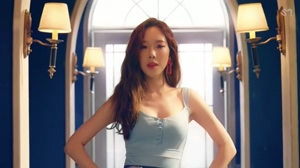 SNSD Teayeon_Lil Touch