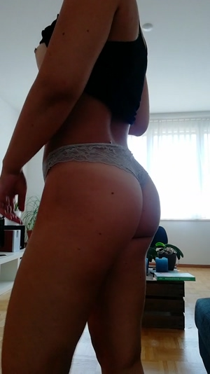 body, booty and ugly panty