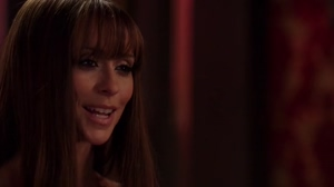 Jennifer Love Hewitt - massive cleavage & pole-dancing in The Client List