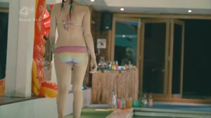 Jodie Comer - Bikini Plot in My Mad Fat Diary