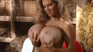 Famous Busty Dusty shoot