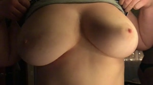 Perfect Huge Boobs Drop