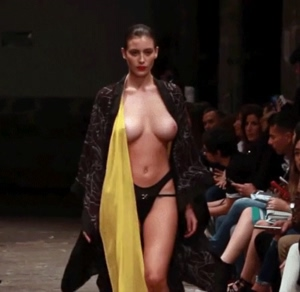 Alejandra Guilmant- Mexican model/actress displaying her boobs