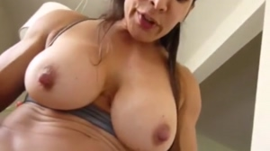big clit muscle gal