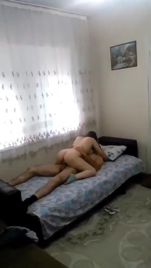 Caught having sex