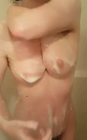 Soapy tits are best tits.