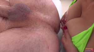 Lactating Mom Gets Ass Fucked