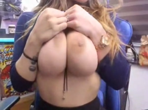 Big Boobs For Morning Milking