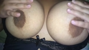 Who wants to squeeze my nipples?