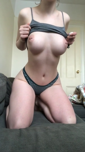 some very pale boobs for you