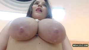 big bouncing boobs
