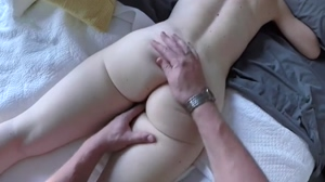Butt Squeezed and Fingered