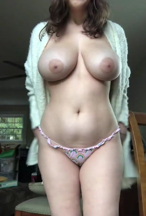 the boobs make me happy everytimes