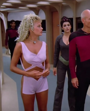Some prime plot on Star Trek TNG