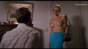 Jessica Morris shows tits in Role Models