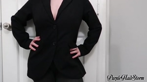 Your boss knows about the glory hole... New blackmail/forced bi/roleplay !