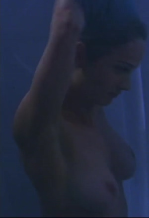 Robin Tunney topless