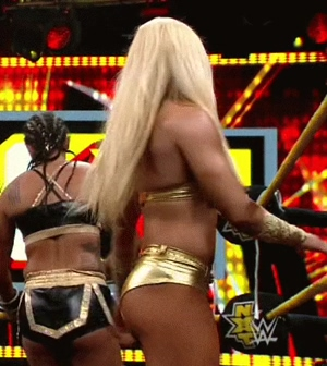 Mandy's big fat ass drives me crazy!