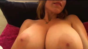 Alisonfire Huge Boobs Jiggle