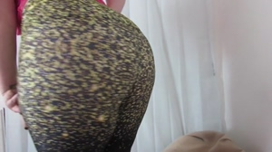 New FREE video out today: leggings tease