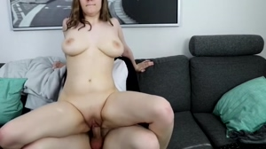 Amateur With Amazing Natural Tits