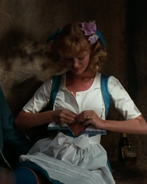 Claudia Neidig in 'National Lampoon's European Vacation'