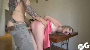 Homemade Porn - Small Babe Lexi Lore Hot Doggystyle
