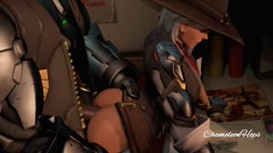 Ashe getting fucked by BOB