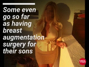 Secret Facebook Group For Moms Reveals Dirty Thoughts About Their Sons