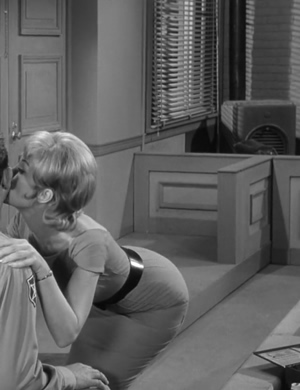 Barbara Eden backplot on The Andy Griffith Show