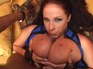 The unbreakable Gianna Michaels